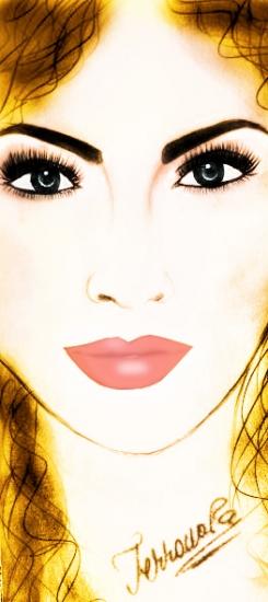 Charlize Theron by DeeaTerranova